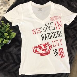 [jansport] Wisconsin Badgers Tee